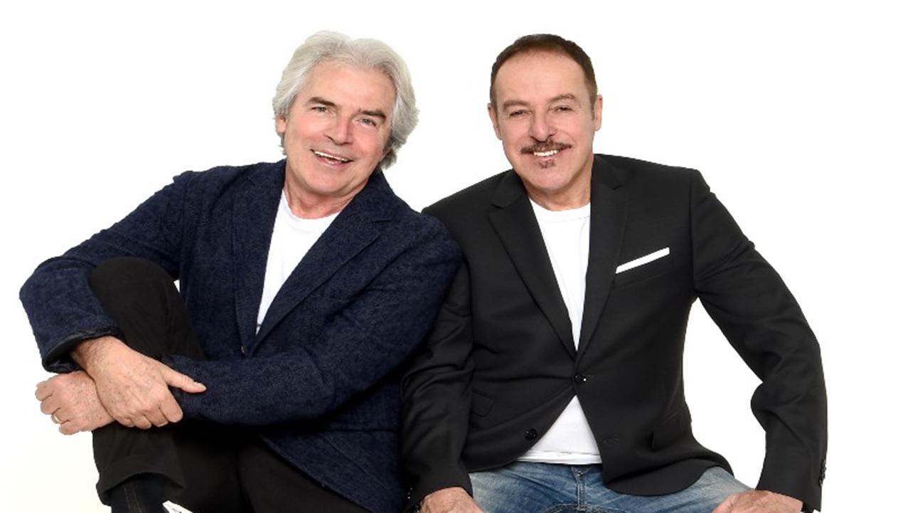 Tulio Solenghi e Massimo Lopez