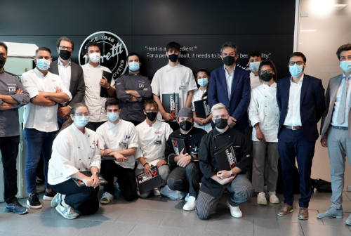 Mondolfo, al via il progetto formazione 'Learn And Bake' alla  Moretti Forni