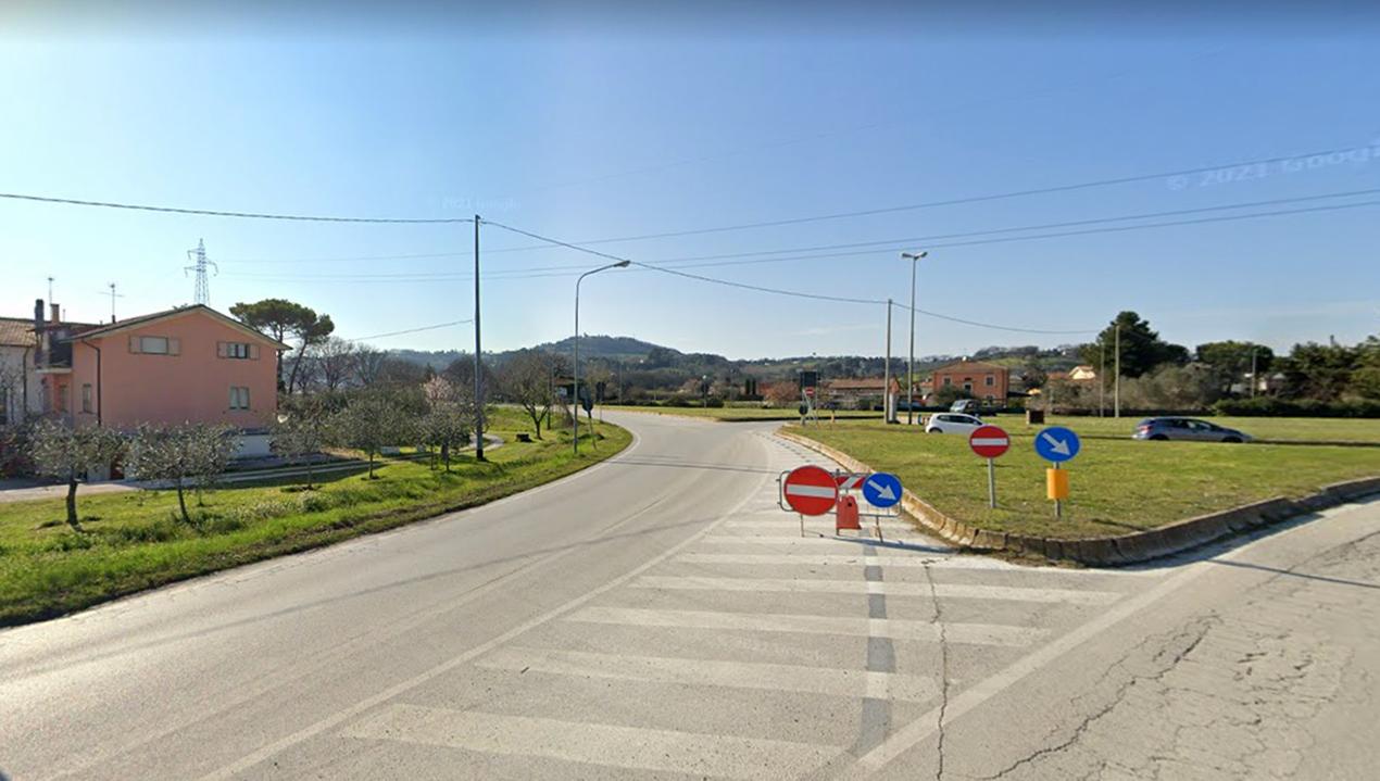 La zona dove si è consumato l'incidente