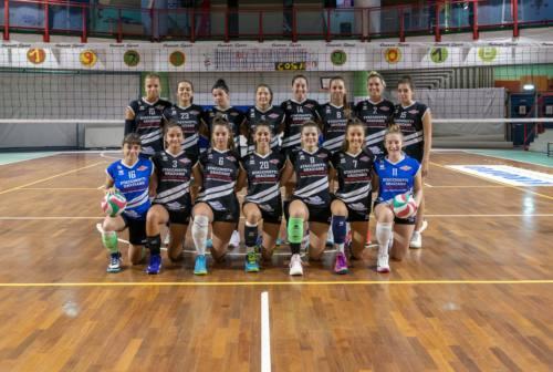 Pallavolo, l'Ancona Team Volley sconfitta dalla Lardini Filottrano ma non abbattuta