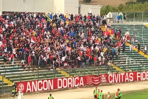 Serie C: l'Ancona Matelica esulta, Pontedera al tappeto