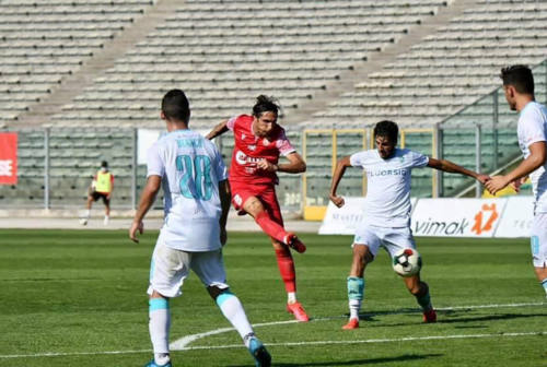 Ancona Matelica, la carica del centrocampista Delcarro: «A Grosseto come se fosse una finale»