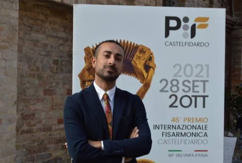 Premio internazionale della fisarmonica, il maestro Antonio Spaccarotella alla direzione