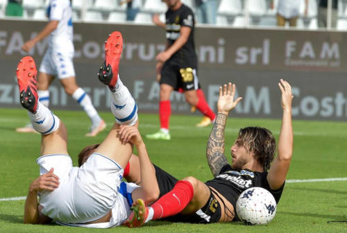 Serie B, brutta sconfitta dell'Ascoli in casa con il Brescia: rigore dubbio fa vincere i lombardi