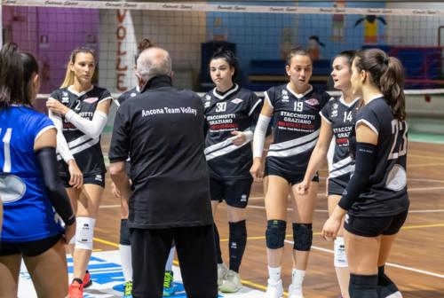 Pallavolo Femminile, l'Ancona Team Volley vuole stupire