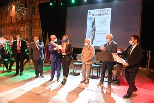 Patrono a Osimo, premiati i cittadini benemeriti
