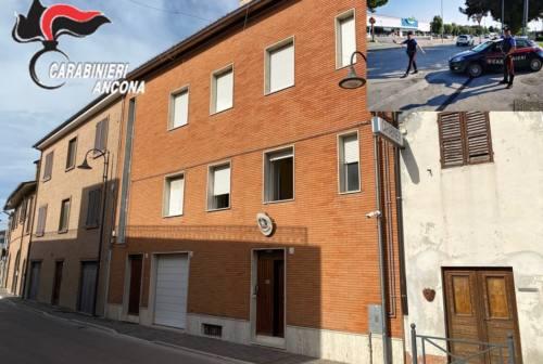 Morro d'Alba, pizzicato dai Carabinieri con la droga: ventenne segnalato