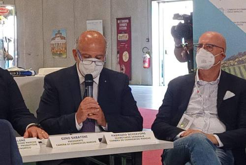 Le Marche dell'agroalimentare a Cibus con Regione e Camera di Commercio. Sabatini: «Qui per un inizio pieno di ottimismo» – VIDEO
