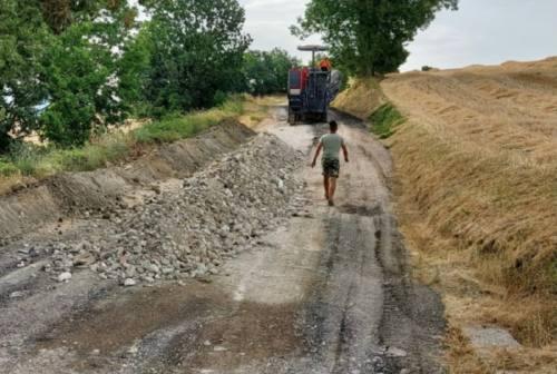 Camerino, lavori per oltre 200mila euro sulle strade. «Manutenzioni straordinarie importanti»