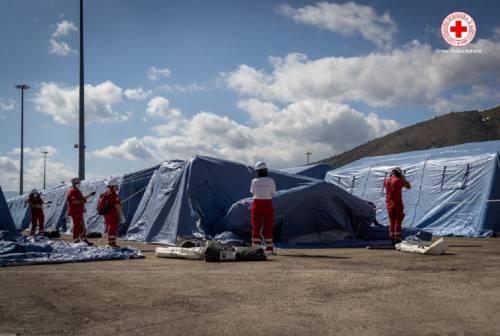 Emergenza Afghanistan, la Croce rossa di Osimo in prima linea