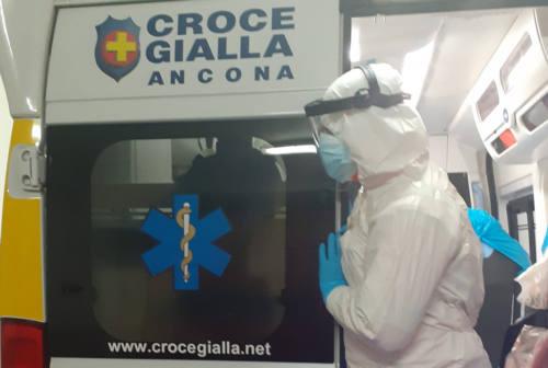 Ancona: positivo al Covid scappa dall'ospedale, rintracciato dalla polizia