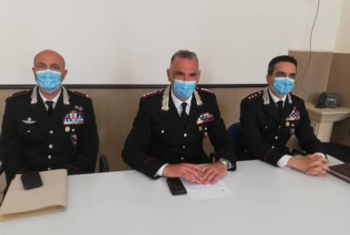 Tre rapine in due giorni. Chiusa l'indagine lampo dei carabinieri: due arresti a Porto Recanati