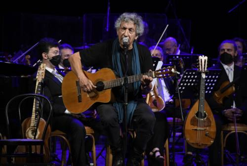 Premio della fisarmonica a Castelfidardo: intervista ad Eugenio Bennato, che con il suo concerto apre la 46esima edizione
