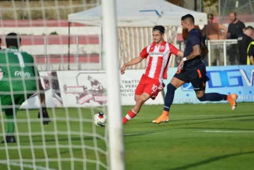Calcio, la Vis Pesaro cade in casa contro la Pistoiese