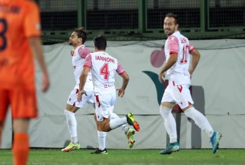 Calcio, l'Ancona-Matelica espugna il campo della Pistoiese