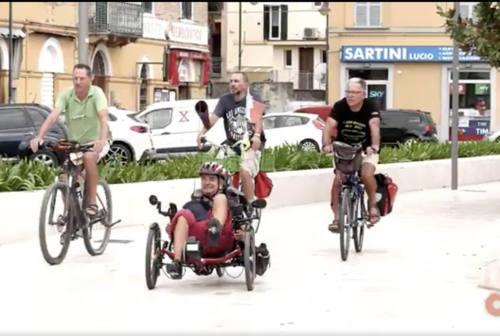 10° Anniversario del Nomadi Fans Club, in bici fino a Novellara