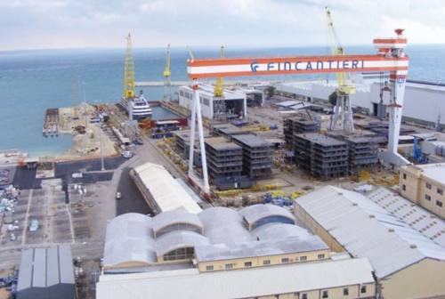 Ancona: una lite per la corrente staccata dietro la rissa in Fincantieri
