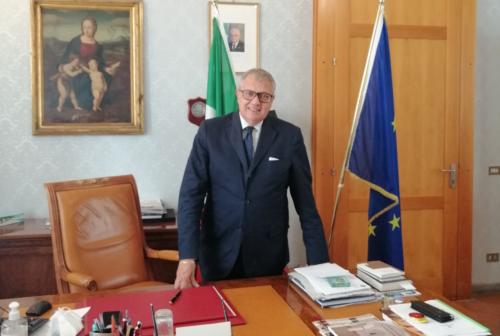 Scuola e trasporti, il prefetto di Ancona agli studenti: «Importante rispettare le regole anti covid»