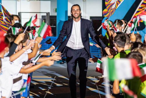 Ciriachino d'oro a Gianmarco Tamberi. Ancona applaude il suo campione – FOTO
