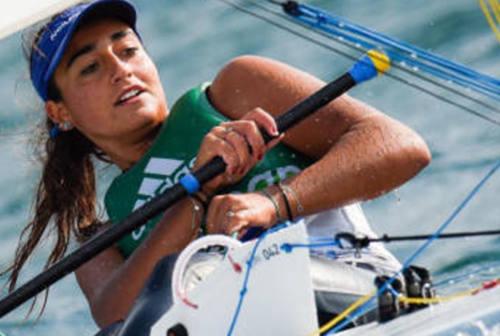 Intervista alla campionessa mondiale di vela Giorgia Della Valle con vista sulle Olimpiadi di Parigi 2024