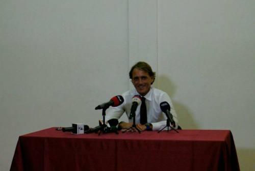 A Roberto Mancini la laurea honoris causa in Scienze dello sport all'Università di Urbino