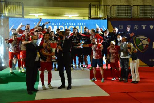 Italservice Pesaro, Champions League: si giocherà all'RDS Stadium di Rimini