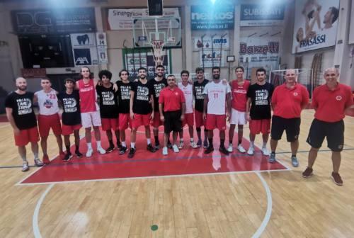 La Goldengas Senigallia pronta al debutto. Domenica derby di Supercoppa con l'Aurora Jesi