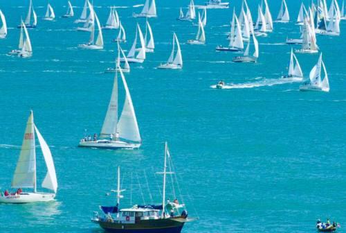 Soffia il vento sulle 150 vele della Regata del Conero: ecco il grande appuntamento