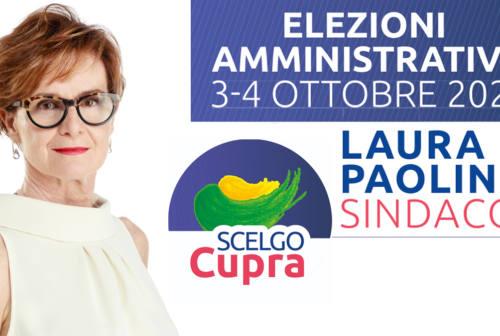 Elezioni a Cupramontana, la candidata sindaco Laura Paolini punta sul rinnovamento