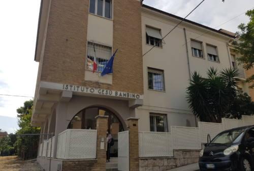 Falconara, la scuola Leopardi trasloca al Gesù Bambino: l'inaugurazione