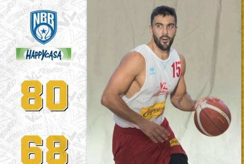 Basket, la VL perde in amichevole a Brindisi 80-68