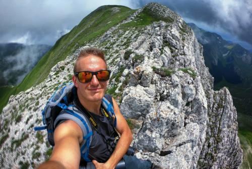 Fabriano in lacrime per la scomparsa di Mattia Orsi, una vita per la montagna e la natura