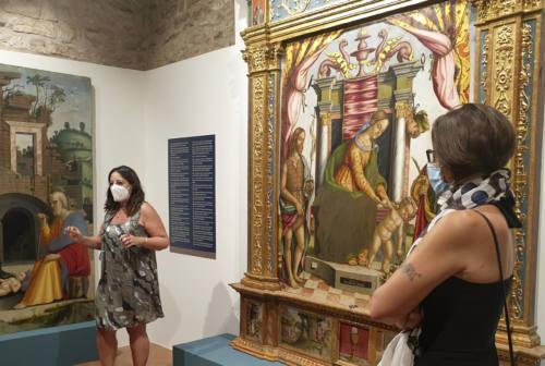 Successo di pubblico e di critica per la mostra Il Rinascimento a Sassoferrato