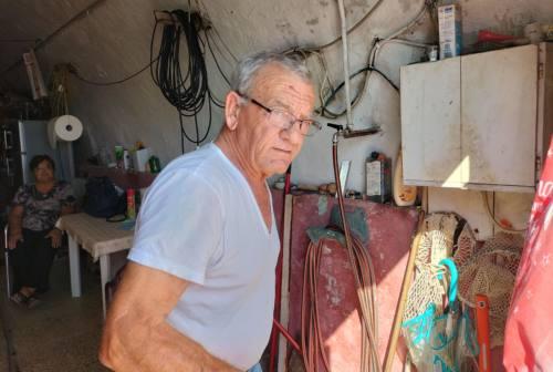 Ancona, la spiaggia del Passetto e il suo ultimo pescatore, Sauro Marinelli: «Ho sempre amato il mare»