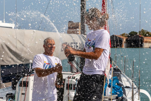 Vela Offshore: Claudia Rossi è campionessa del Mondo