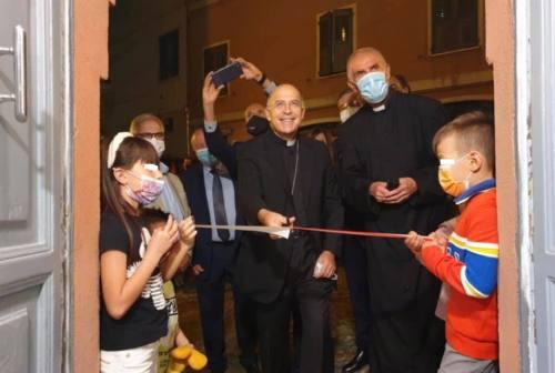 "Castelfidardo, inaugurata la sede del progetto ""We at co"""