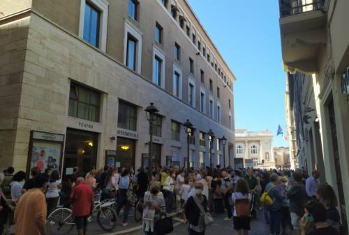Pesaro, ressa per gli abbonamenti teatrali. Redaelli (Fi): «Tanta improvvisazione, inaccettabile»