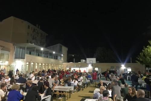 Batte forte il cuore di Castelferretti per i 50 anni della Castelfrettese: «Feste, sport e giovani hanno animato la nostra comunità»