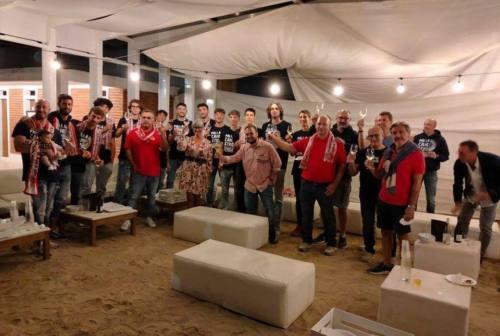 Goldengas Senigallia, presentazione in grande stile: la squadra incontra città e tifosi