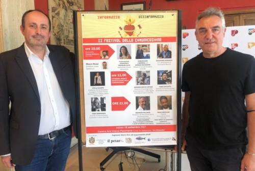 A Pesaro il Festival della Comunicazione, tra fake news e informazione