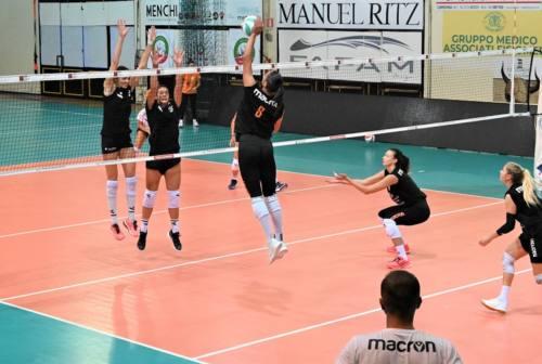 Pallavolo femminile, prima sconfitta per la CBF Balducci Macerata