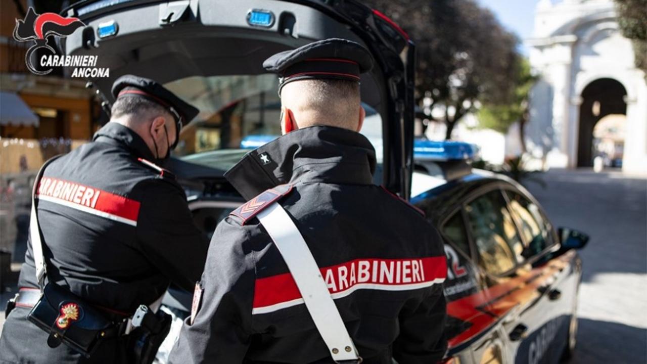 I carabinieri di Senigallia