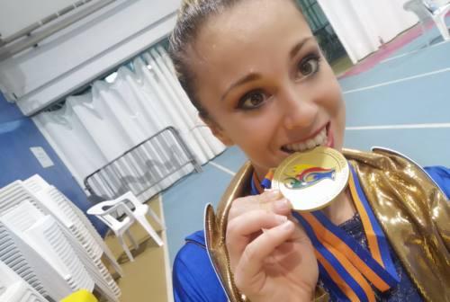 La jesina Chiara Paoloni campionessa italiana di pole sport