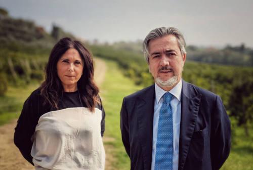 Il sottosegretario all'Agricoltura Battistoni a Camerano per sostenere Ippoliti, «Scelta giusta, persona capace e motivata»