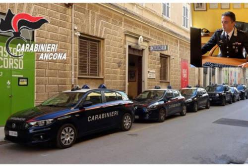 Movida alcolica a Jesi e Chiaravalle, interventi dei Carabinieri per risse e feriti