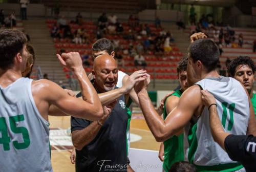 Basket: la Luciana Mosconi in Friuli per vincere