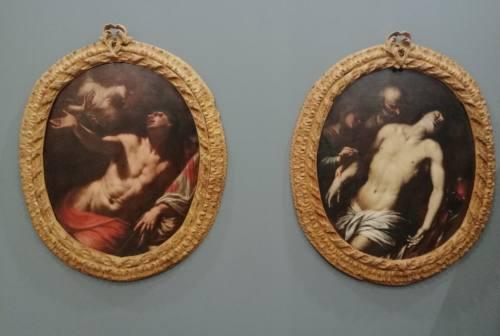 I corpi sinuosi e il barocco obliquo di Giuseppe Diamantini in mostra a Fossombrone