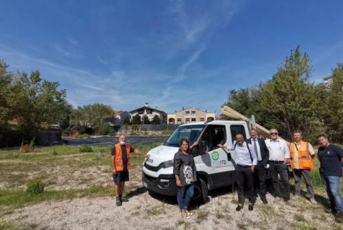 Pesaro, partiti i lavori all'ex Amga: saranno innestate piante che riducono le sostanze pericolose nell'ambiente
