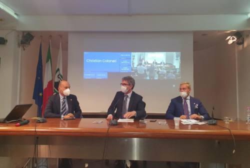 Fabriano-Pergola, riapre la ferrovia Subappennina Italica. Baldelli: «Questa è la filosofia infrastrutturale della Regione»