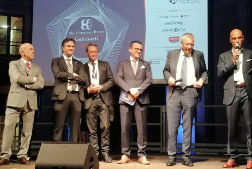 Forum Ambrosetti, tavola rotonda sulla competitività aziendale. Imprenditori a confronto